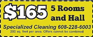 Speciality Cleaning Carpet and Upholstery Cleaning Services Wisconsin